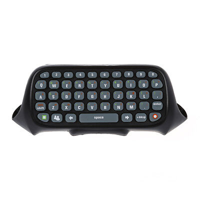 Text Chat Messaging Pad ChatPad Keyboard For XBOX 360 Live Games Controller H4H2