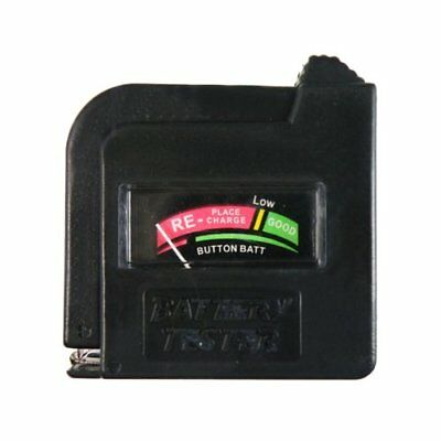BT-860 Battery Tester battery voltage tester for AA AAA C D N 9V batteries V5B7