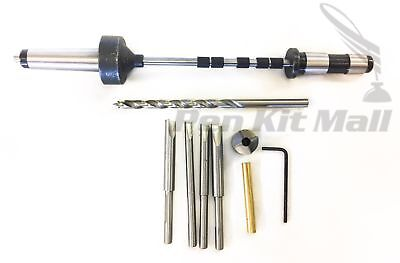 #2MT Professional Pen Turning Mandrel and Professional Barrel Trimmer Kit