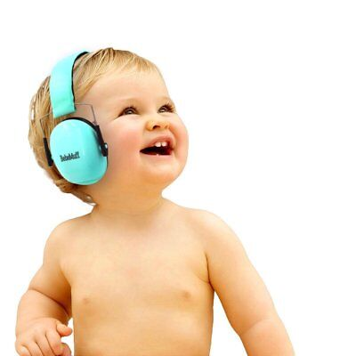 Head Phone Noise Reduction Kids Concert Headphone Muff Hearing Ear Protect 3 mo+