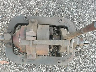 Vintage Antique Maritime Saildrive Gear Box