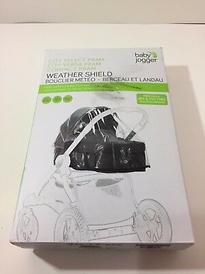 Baby Jogger Weather Shield Stroller Cover - City Select USED