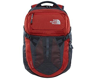 The North Face Recon - Zaino unisex, unisex, Recon, Ketchup Red/Asphalt (I5T)