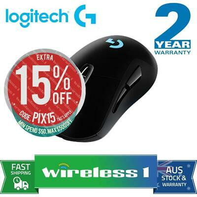 Logitech G703 Lightspeed Lag-free RGB Wireless Gaming Mouse