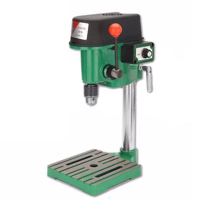 Electric Bench Drill Press Table Stand Base Bracket Machine Hole Drilling 220V