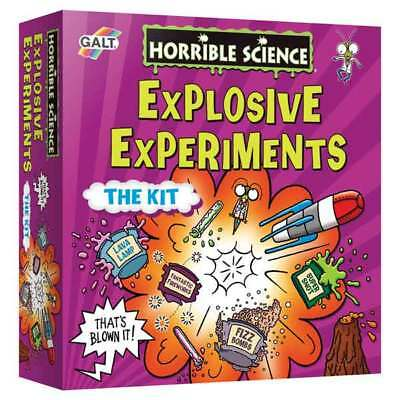 Horrible Science - Explosive Experiments: The Kit