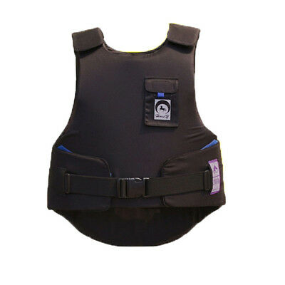 Horse Riding Body Protector Equestrian Eventer Safety Vest Adults Size U9