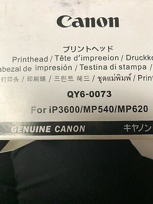 Canon Print head For IP3600/MP540/MP620