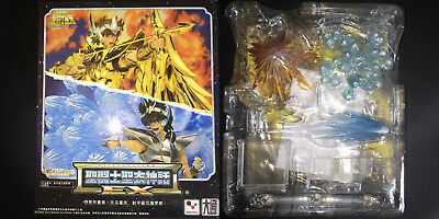 Datong Saint Seiya Myth Cloth EX Display Effect for Pegasus Sagittarius In Box