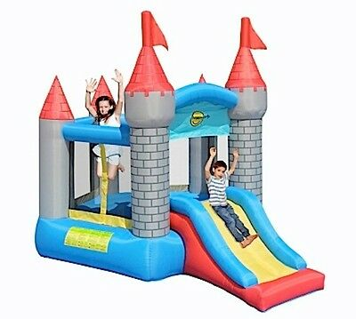 Junior Knights Jumping  Castle (9018N)
