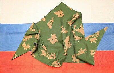 Russian military spetsnaz SSO SPOSN bandana wrap different camouflage