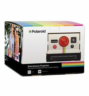 Poloroid Smartphone Projector