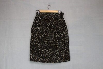 Vintage Yves Saint Laurent skirt - Used size UK 10 size EU 38