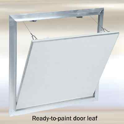 """Access Door, 16"""" x 16"""" with 5/8"""" Inlay for Wall or Ceiling, Touch Latch F2"""