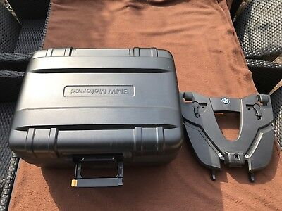 BMW R1200GS original Topcase,Top Case, mit Halteplatte