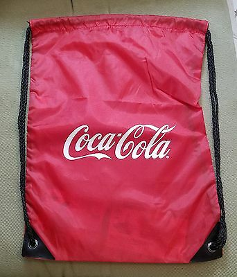 Coca Cola String Backpack..