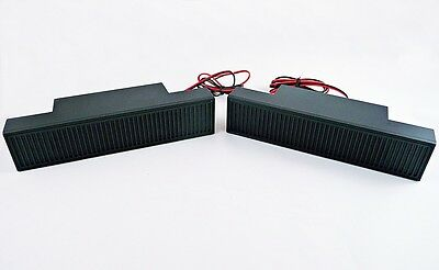 Pair NEC SP-RM2 Monitor Display Speakers 8-Ohm 15-Watt New In boxes