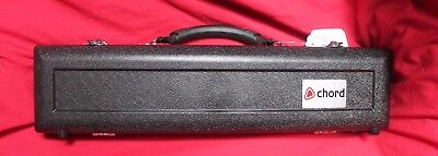Chord Flute Case NEW WITH TAGS
