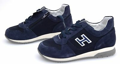 Details about  /HOGAN REBEL BOY JUNIOR SNEAKER SHOES CASUAL FREE TIME CODE HXC141072839E31A73