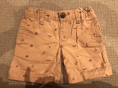 Cotton On boys printed Short Size 1