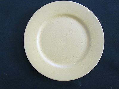 Vintage Plate Saturday Evening Girls SEG  Paul Revere Pottery Plate Yellow