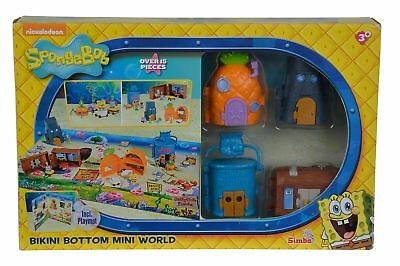 Smoby 109498657 Spongebob Mini World Playsets