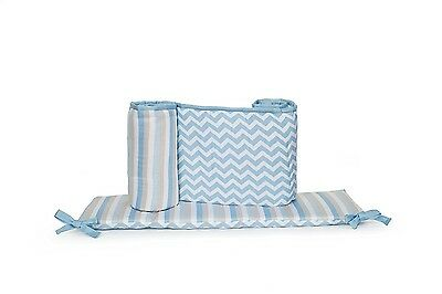 Carters Bumper, Boy Stripe