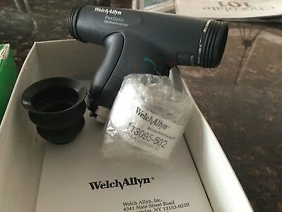 WELCH ALLYN 11820 PANOPTIC OPHTHALMOSCOPE for DIAGNOSTIC SET - SALES DEMO