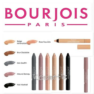 Bourjois Colorband Eyeshadow & Liner 2 in 1 - Choice of Shades
