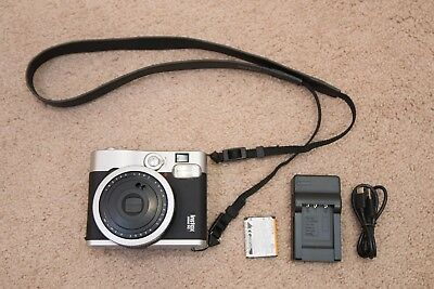 Fujifilm Instax Mini 90 Neo Classic Instant Film Camera (w/ Battery and Charger)