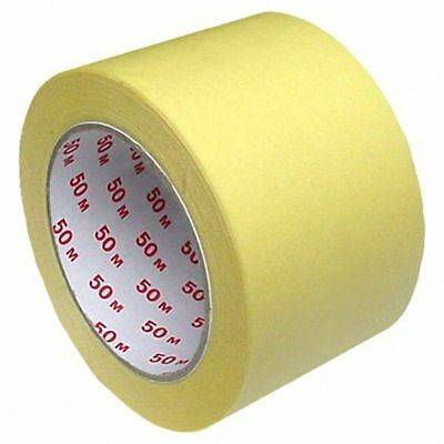 Masking Tape Masking Adhesive Tape Cover Band Classic Yellow 75mm x 50m