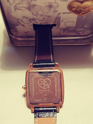 I Love Lucy 50th Anniversary Fossill watch