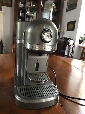 Machine Nespresso Kitchen Aid