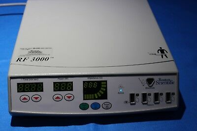 BOSTON SCIENTIFIC RF 3000 Electrosurgical Unit