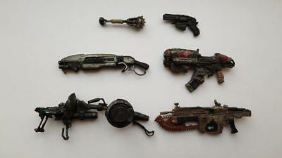 """6pcs Weapons Accessories Lots For DC Deadpool 6"""" Action Figure Loose - UK Seller"""