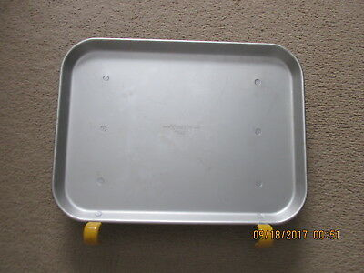 Car Hop Drive-In Food Tray Window Mount TraCo Metal Org Vintage 1960's