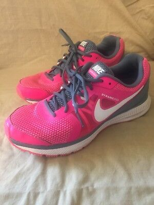 Women's Nike athletic shoes size 9**hot pink