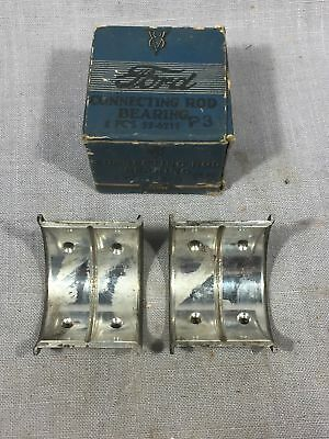 1937-1939 Ford 60 HP flathead connecting rod bearing 52-6211-P3 NOS