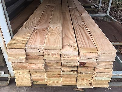 90x22 Treated Pine Decking Various Lengths Available