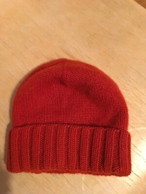 Banana republic wool cashmere re hat boy/girl