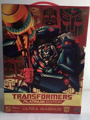 2013 Transformers Platinum Edition Ultra Magnus Year Of The Snake