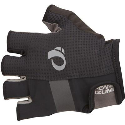 Pearl Izumi Elite Gel Short Finger Gloves 14141601 BLACK Sizes S M L XL XXL