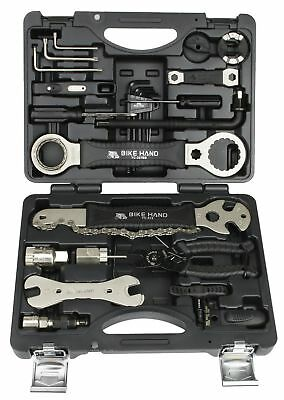 BIKEHAND Quality Bike Bicycle Repair Tool Set Kit
