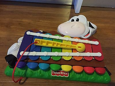 Fisher And Price Xalophone