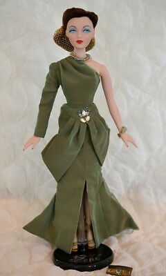 Ashton Drake Gene Song of Spain Doll with Crazy for Calypso & Cold Shoulder
