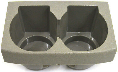 Nissan GU Patrol Y61 Cup Holder for Centre Console LIGHT GREY 4WD 4X4