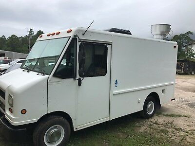 Ford E350 2004 Food Truck Conversion Step Van