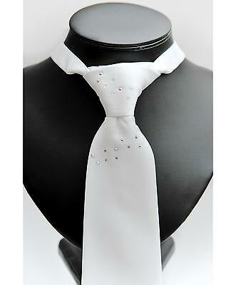 Showquest Tie Adult W/ Swarovski Horse And Equestrian