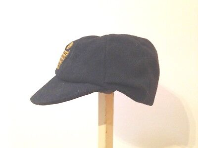 CHAPEAU RÉTRO MIDDLE SCHOOL BRITISH 1950 Cambridge Vintage