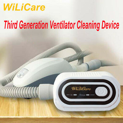 Portable Mini Cleaner Disinfector For CPAP Air Tubes Machine Tube Respirator